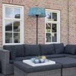 SunRed terrace heating ARTIX